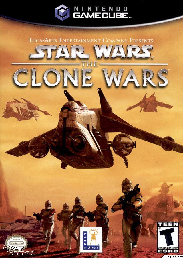Star Wars Clone Wars Gamecube Star Wars Clone Wars Game