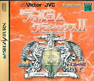 掲示板: セガサターン/ Falcom C...